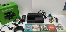 Microsoft Xbox One 500GB Black, Complete with Everything Listed on Box + 5 Games