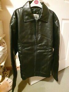 Real Leather Jacket Size medium/Mens