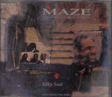 Maze-Silky Soul cd maxi single