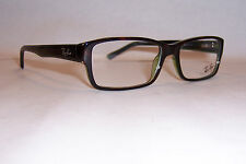 NEW Ray Ban EYEGLASSES RB RX 5169 RB5169 HAVANA RX5169 2383 52mm AUTHENTIC