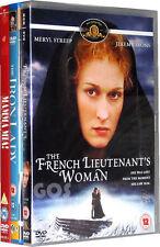Mamma Mia French Lieutenants Woman The Iron Lady Meryl Streep 3 DVD Films New