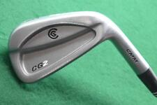 Single iron: Cleveland CG2 6 iron  +1 in  +2 deg Stiff steel CD556 FREE SHIP