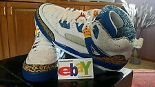 Nike Air Jordan Spizike Do The Wright Thing VNDS 2007 with Finish Line Receipt