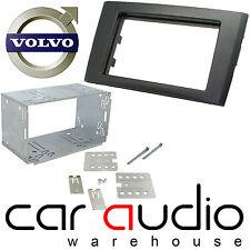 CT23VL03A Volvo XC90 2006 Onwards Car Stereo Double Din Facia Fascia Plates Kit