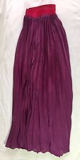 Armand Ventilo pleated skirt New with tags Genuine XL 1X UK 18 Fr 46 US 14 Jupe