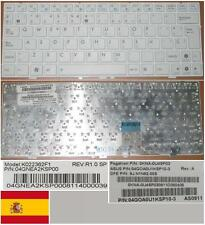 Teclado Qwerty Español ASUS 1000H HE 9J.N1N82.00S 0KNA-0U4SP03 04GOA0U1KSP10