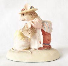 BRAMBLY HEDGE Lady woodmouse y Primrose figura BH29-Border Fine Arts