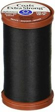 Extra Strong Upholstery Thread 150Yard Black