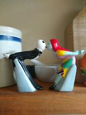 Jack & Sally Salt Pepper Shakers - The Nightmare Before Christmas Kitchen