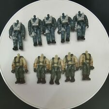 Mega Bloks Construx  call of duty  LOOSE FIGURES 10 BODIES without head toy