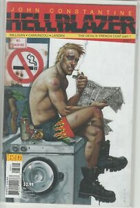 Hellblazer #283 NM- 2011 Peter Milligan, Simon Bisley cover