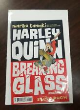 HARLEY QUINN Breaking Glass SPECIAL EDITION Advance Retailer PROMO Edition (NM)