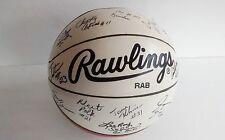 "Rawlings Basketball Signed By NFL Pro ""Lee Roy Selmon"" & USF Bulls C Atkins etc"
