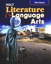 Holt Literature and Language Arts, Third Course by Beers and Odell (Hardcover)