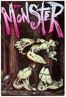The MONSTER #1, NM, Signed by Derek Ring, Ltd, #601 / 1000, 1996, 1st