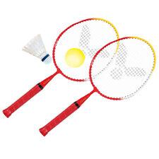 VICTOR Mini-Badminton-Set | Kinder Badmintonschläger | Federball | 2 Schläger