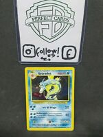 POKÉMON SET BASE UNLIMITED GYARADOS HOLO 6/102 PL