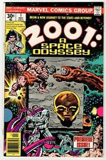 Marvel - 2001: A Space Odyssey #1 - Kirby Cover & Art Fn Dec 1976 Vintage Comic