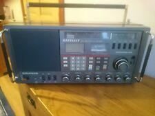 RARE Grundig Satellit 650 HF FM/MW/LW/SW SSB World Band Receiver Vintage Radio