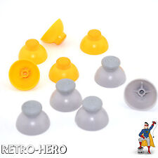 10 Analog Stick Caps Kappen für Nintendo Gamecube Controller Ersatz Knöpfe Thumb