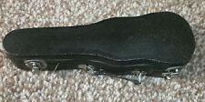 Miniature Wooden Violin & Bow - Vintage - Retro - Instrument