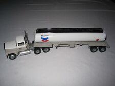 Chevron Tanker Winross Truck