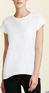 Alala Tee Women's White & Black Medium short Sleeve Made in Canada $75