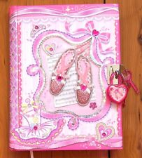 Girls Lockable Diary - MERMAID Journal Notebook with Lock