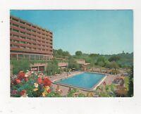 Hotel Cavalieri Hilton Roma Postcard Italy 697a