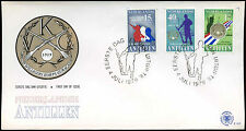 Netherlands Antilles 1979 Volunteer Corps FDC First Day Cover #C26695