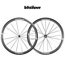 Vision Team 35 Alloy Bicycle Wheelset PAIR 9 10 11 Speed – RRP £339.99