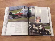 AUTOCOURSE Book 2010/11 FORMULA 1 One Robert Kubica RENAULT Lewis Hamilton