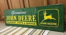 JOHN DEERE Tractor Metal Farm Equipment Vintage Style Mower Implements Tractors