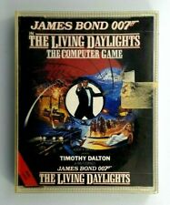 James Bond 007 In the Living Daylights MSX CASS Videogame Gioco Game Vintage