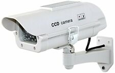 Streetwise Security Products Dummy Camera in Outdoor Housing with Solar Powered