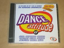 CD RARE / DANCE ATTITUDE 17 / NEUF SOUS CELLO