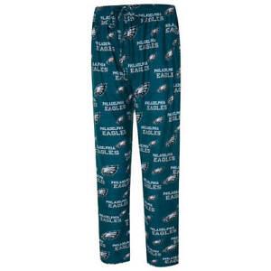 Men's Philadelphia Eagles Concepts Sport Royal Zest All Over Print Sleep Pants