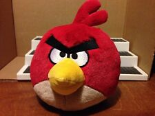 "Angry Birds 7"" Red Plush, 2010"