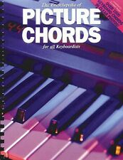 The Encyclopedia of Picture Chords for All Keyboardists Book NEW 014010355