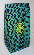 Tory Burch Large Tall Gift Storage Bag Blue 13 x 6.75 x 4.75 - Several Available