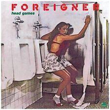 *NEW* CD Album  Foreigner - Head Games (Mini LP Style Card Case)