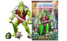 MOTU Classics Demo-Man New/Sealed Action Figure Masters of the Universe Skeletor