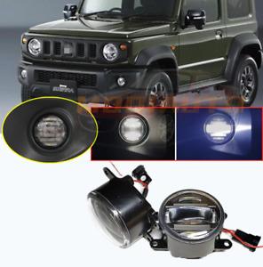 For Suzuki Jimny 2019-2020 21 LED bulb Front fog lights Daytime running lights