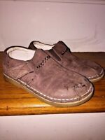 Willits Boys Toddler Leather Suede Dress Casual Loafers Clogs Sandal Shoes Sz 10