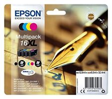 Genuine Epson 16XL T1636 Ink Multipack for WF-2010DW WF-2510WF WF-2530W WF-2630