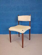 Vintage Retro Mid Century Danish Rosewood Anders Jensen Dining Chair