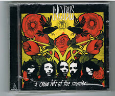 INCUBUS - A CROW LEFT OF THE MURDER... - CD 14 TITRES - 2004 - NEUF NEW NEU