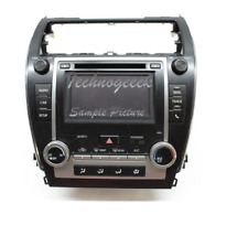 2014 TOYOTA Camry AM FM Bluetooth AUX USB Radio Stereo CD Player 100201 OEM