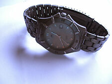 Lotus Cuarzo Reloj de Hombre Titanium resistente al agua 1997 Mod. 8452