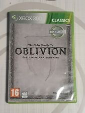 Jeu XBOX 360 The Elder Scrolls IV 4 OBLIVION édition 5e anniversaire Bethesda
